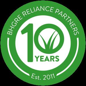 BHG Reliance Partners 10 year anniv_abbrev